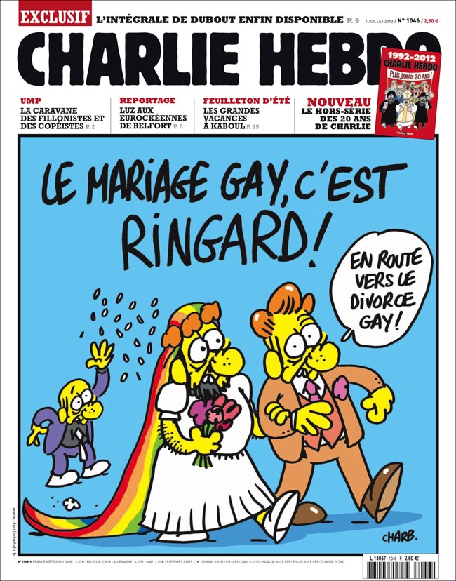 democracy and gay mariage